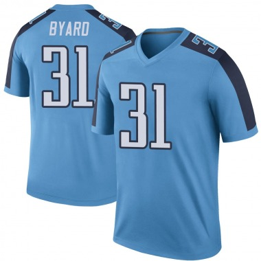 Youth Nike Tennessee Titans Kevin Byard Color Rush Jersey - Light Blue Legend